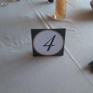 Oznaka mize