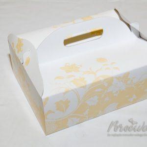 Škatle za pecivo za obhajilo