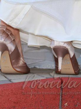 Napis na čevljih