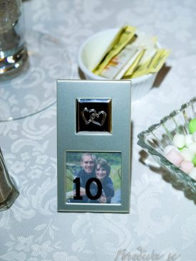 Oznaka mize s sliko