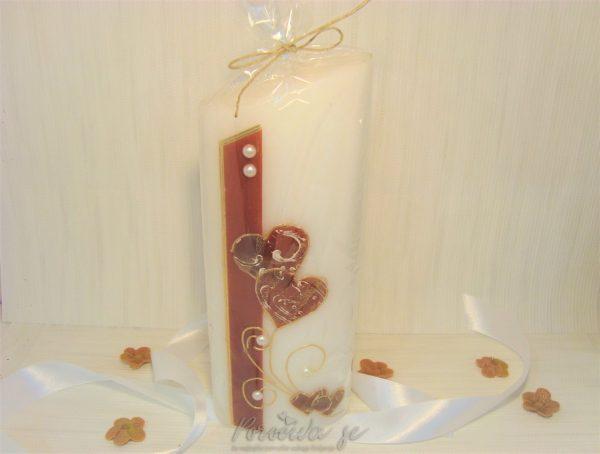 poročna sveča