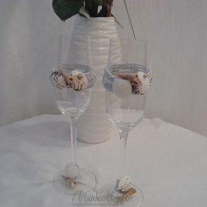 poročni kozarci