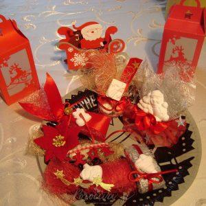 Božično novoletni konfeti