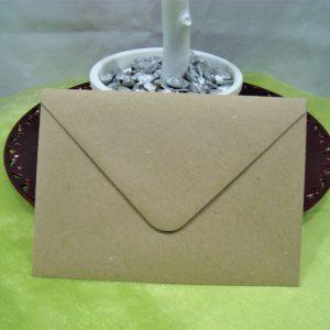 Poročna kuverta Natur 11
