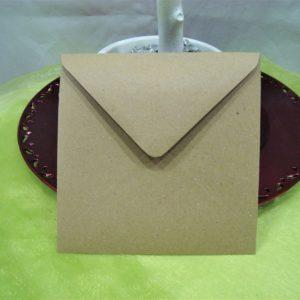 Poročna kuverta Natur 14