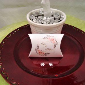 Poročni konfeti Cvetje 103
