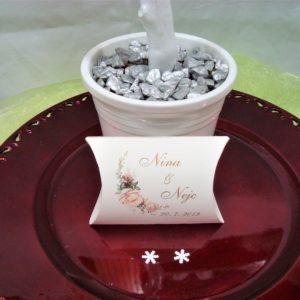 Poročni konfeti Cvetje 106