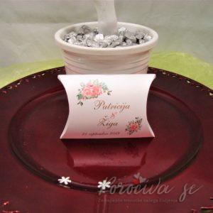 Poročni konfeti Cvetje 113