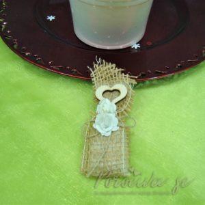 Poročni konfeti Vintage 01