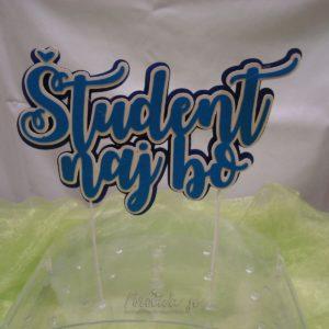 Napis za študenta